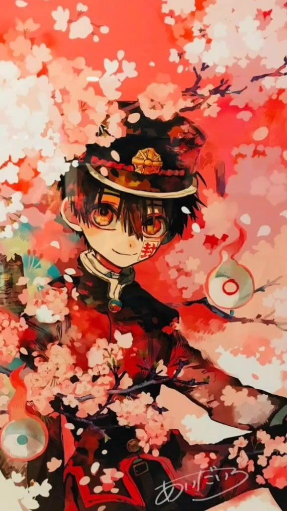 Pin by Hyrcis ♡ on TBHK in 2020   Anime wallpaper ...