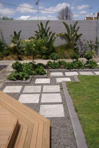 Best Garden Images On Pinterest Garden Edging Blocks