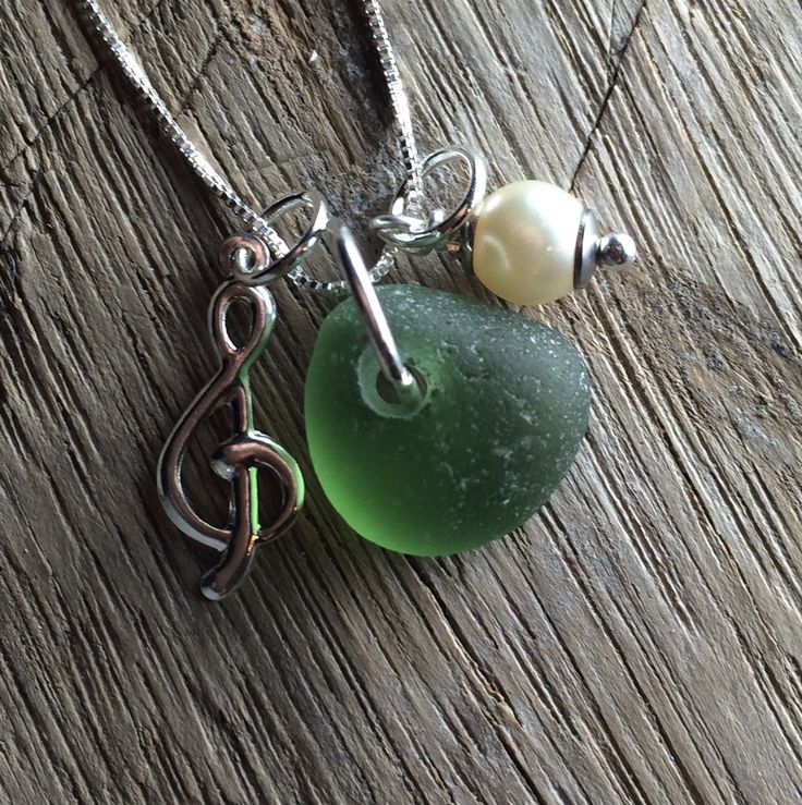 RESERVED FOR SAMANTHA - Songs of the Sea - Sea Glass Jewelry - Seaglass Cluster Necklace by SeaFindDesigns on Etsy
