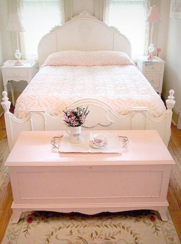 Shabby Chic Attic Bedroom until Shabby Chic Bedroom Furniture Uk behind Decor Ho… – My House Style By Sherry