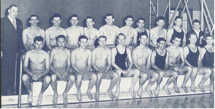 College men nude vintage