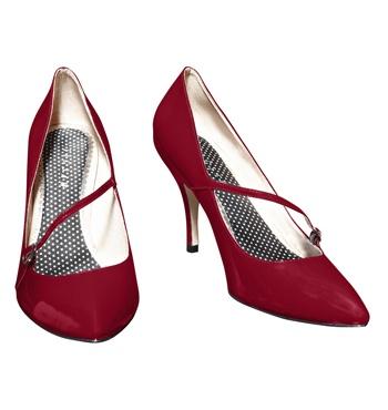 JIGSAW | Shoes - Elegant patent pump