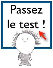 Test de grammaire française