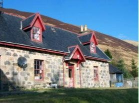 East Cottage  - Lochcarron, Strathcarron, Inverness