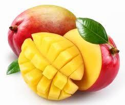 05 - y no dejar de mirarse profundamente mientras dure la dulce ceremonia de degustación. Algunas variantes sugieren también frotar algunas partes del cuerpo con el mango. Aseguran que el efecto es inmediato...