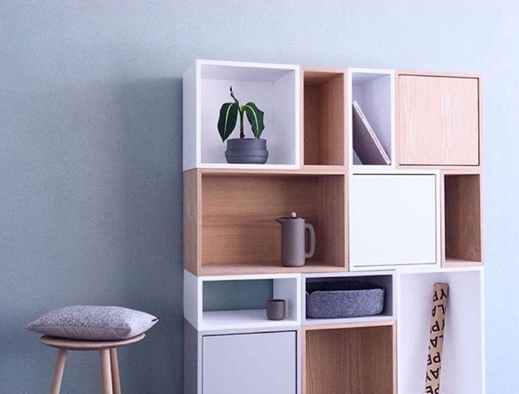 Muuto stacking shelves