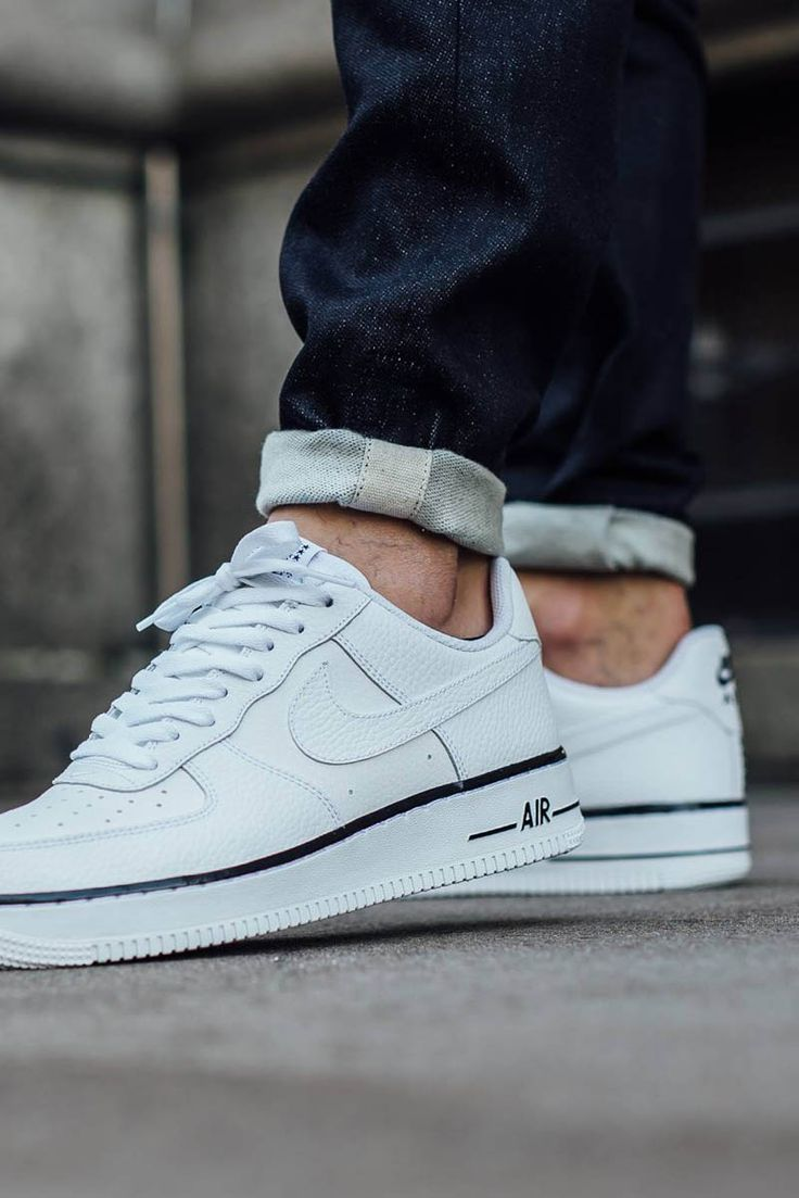 Nike Air Force 1 Black Suede Low