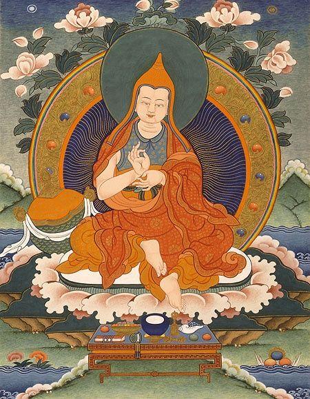 Нагарджуна / Тибетский буддизм / Мир Адвайты