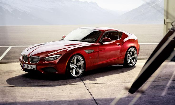 LOVE IT.... Alfa and BMW Style mixed with German reliability ;): Bmwzagato, Zagato Cup, 2012 Bmw, Bmw Zagato, Bmw Z4, Concept Cars, Awesome Cars, Zagato Coupé, Cut Concept