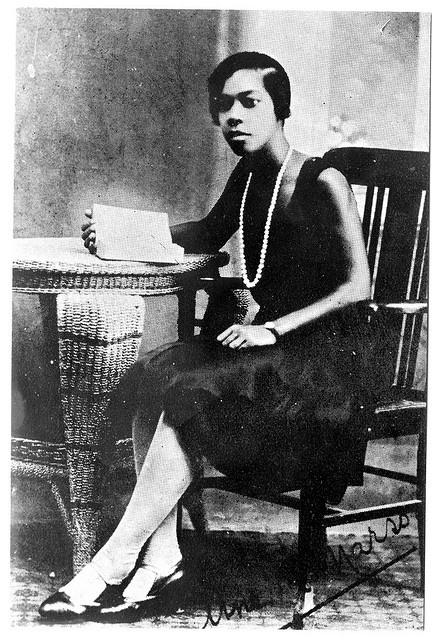 Una Marson, Jamaican feminist, poet, and social activist
