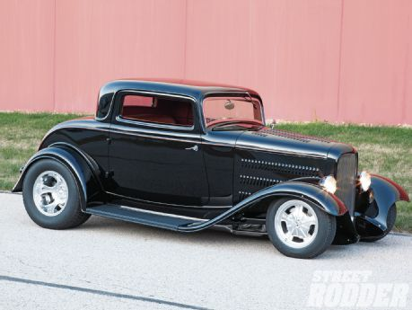 32 Ford - One of the coolest cars ever built!