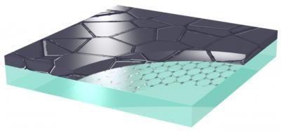 Grafeen in zonnepanelen - Grafeen is extreem geleidend , volledig transparant, dun, goedkoop en niet giftig.