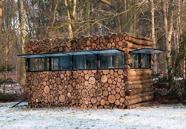 Log Cabin, updated