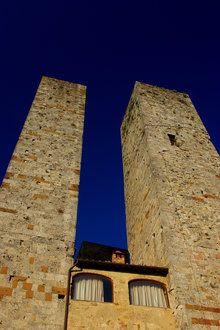 San Gimignano, średniowieczny Manhattan