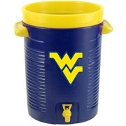 West Virginia Mountaineers Navy Blue Water Cooler Drinking Cup