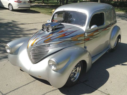 1937 Willys Sedan Delivery Pro Street Rods Pinterest