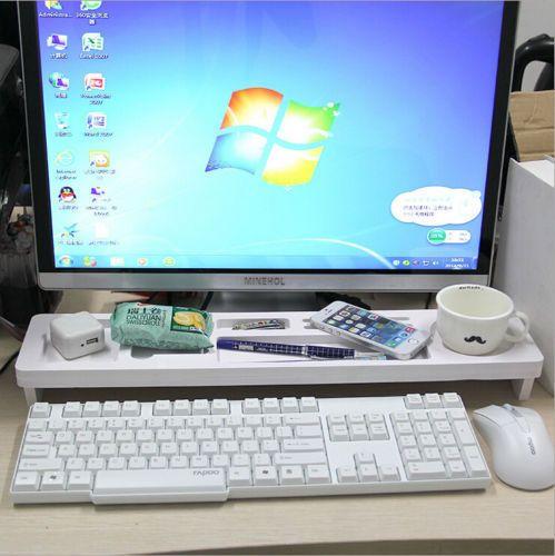 Современный Многофункциональный Ящик Для Хранения Стол Организатор Компьютерная Клавиатура Полки Для Хранения Продуктов