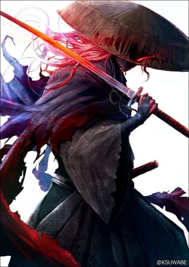 Sasaki Tojiro Guerrero Samurai Samurai Art Samurai Anime Samurai Warrior Samurai Wallpaper