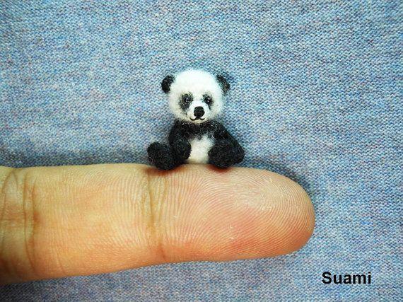 Amigurumi is een Japanse stijl om miniatuur dieren te haken en/of te breien… wat gaaf!