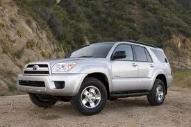 """Looking forward to traveling in my """"like"""" new 2006 4Runner.  Getting kayak ready to roll and paddling down the Sun."""