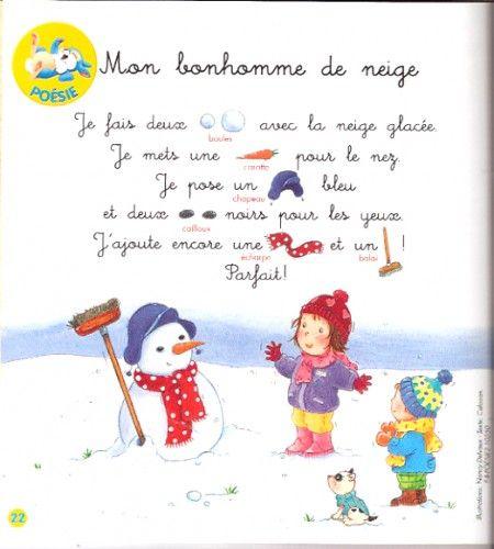 Bonhomme de neige cpe comptines chansons pinterest - Pinterest bonhomme de neige ...