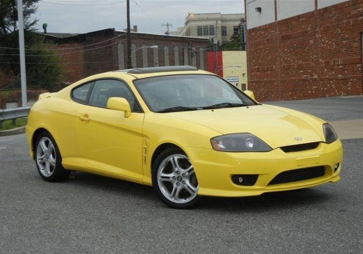18 best Yellow Hyundai images on Pinterest | Hyundai tiburon ...