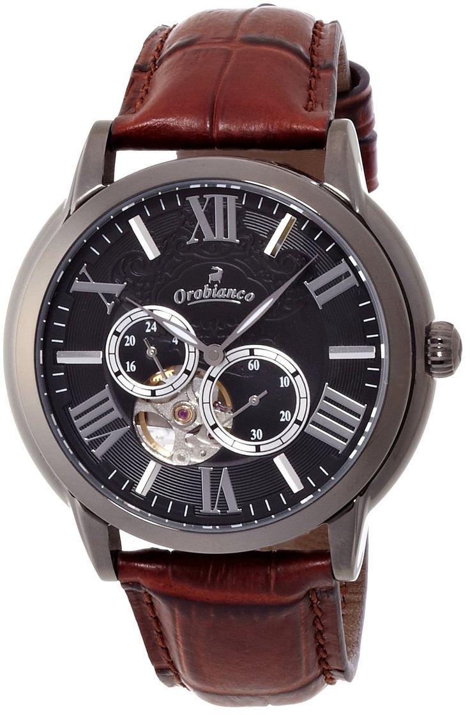 Amazon.co.jp: [オロビアンコ タイムオラ]Orobianco TIME-ORA ロマンティコ OR-0035-3 【正規輸入品】: 腕時計通販
