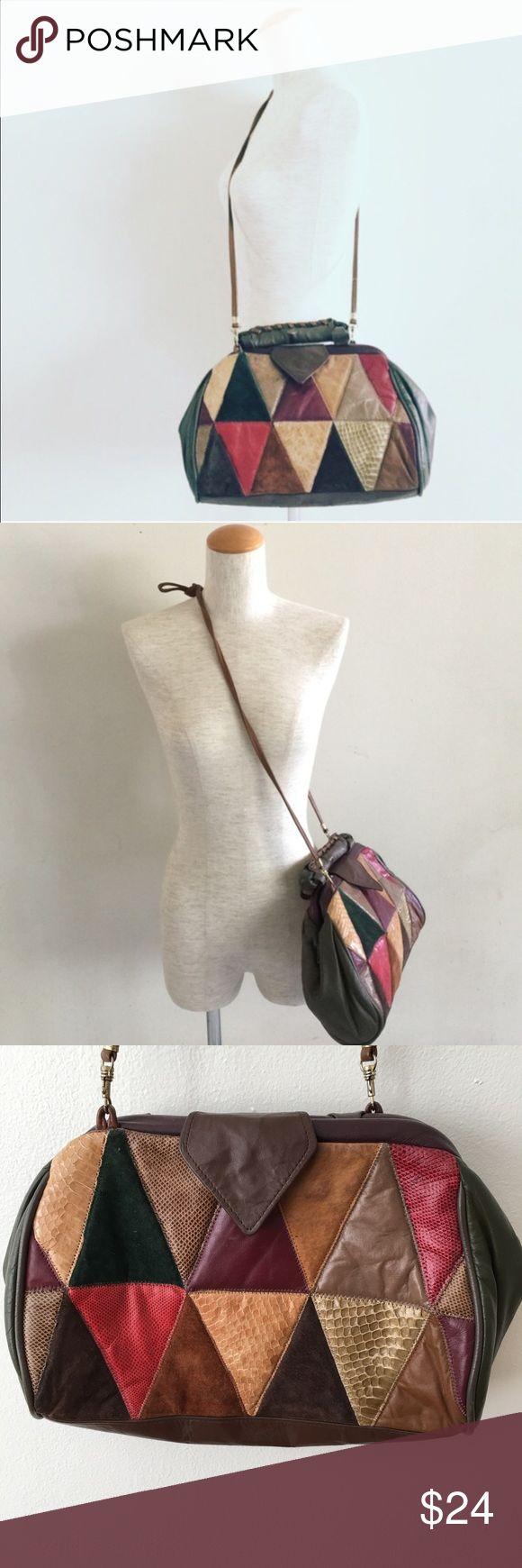 Vintage Handbag Not by AP American Apparel Bags