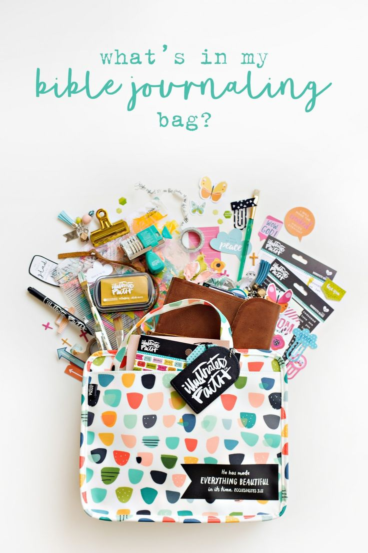 Hey hey there cuties! We are so excited that it new arrivals week over at DaySpring! And even MORE excited to finally be able to share more about out new bile journaling organizational tote!! It is so stinkin cute!! WE get a lot of questions about where to start, and what I typically bring with me when I am bible …
