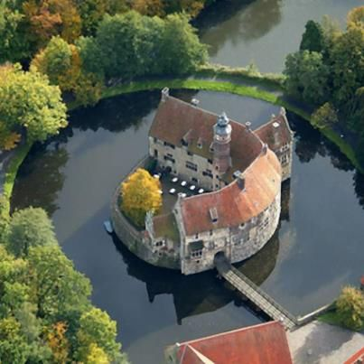 Castle Vischering, Nordrhein-Westfalen, Germany