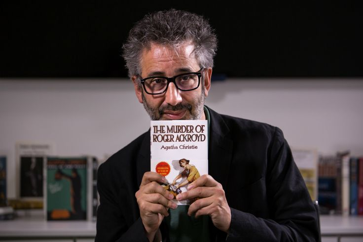 David Baddiel's vote for the World's Favourite Christie is The Murder of Roger Ackroyd. Find out why.