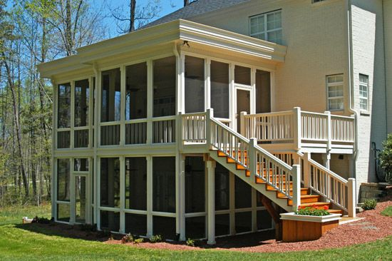 Charleston West Ashley Screened Porch Wheeler Builders Jpg