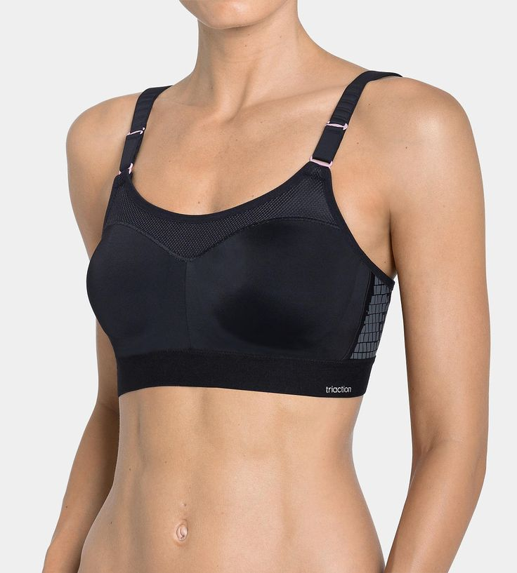 Triumph.com: Minimizer sports bra non-wired - TRIACTION CONTROL LITE