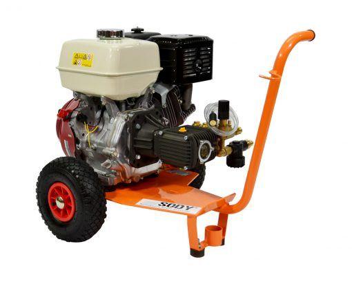 Nettoyeur haute pression 2101660H | 250 bar – 900 L/h – Déstockage
