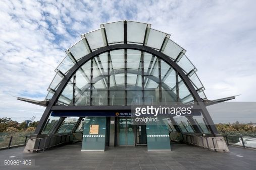 North Ryde railway station