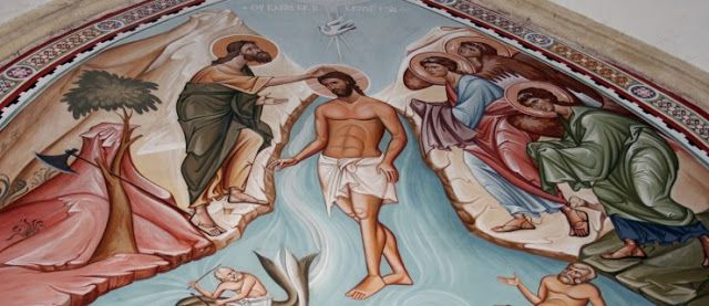 TODAY IS VODOKRST (EVE OF THEOPHANY or BLESSING THE WATERS)  18th of January, is a strict post - Orhodox Christians in Macedonia and worldwide are celebrating Vodokrst (the Eve of Theophany) and tomorrow are Vodici (Theophany).