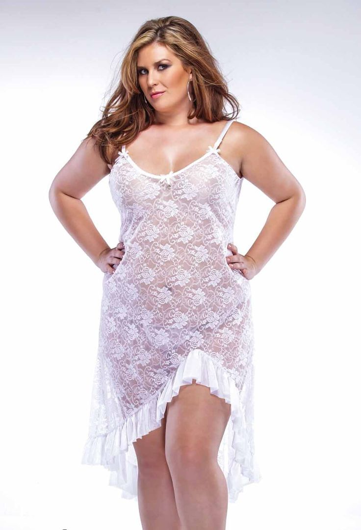 27 best PLUS SIZE BRIDAL LINGERIE images on Pinterest