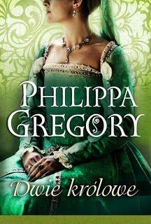"""Kącik z książką: """"Dwie królowe"""" Philippa Gregory.....(  moja  ulubiona)."""