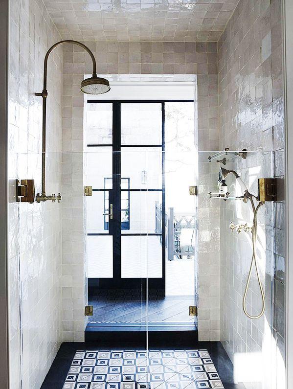 tiles and light