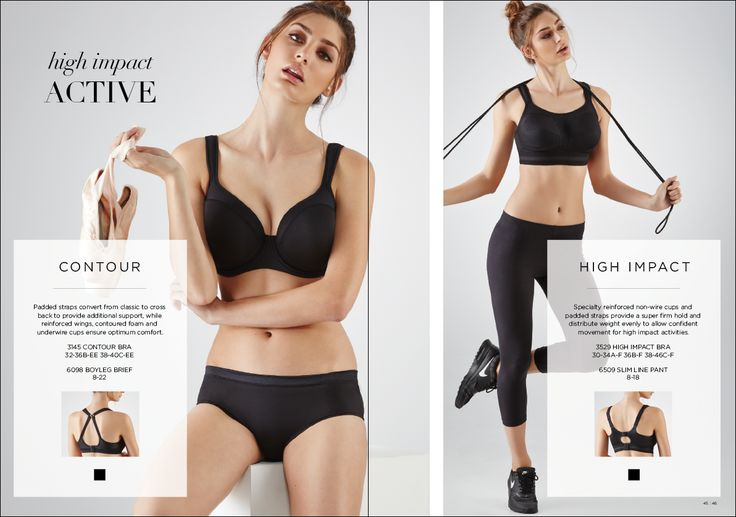 Active Bras from Intimo