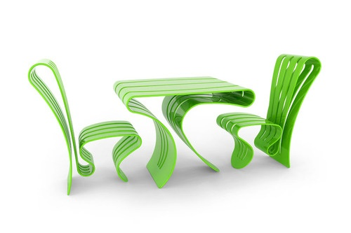 Leaf Collection by Giancarlo Zema for Luxyde
