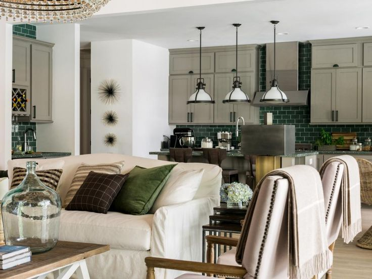 Dream Home 2017: Living Room Pictures