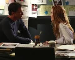 David and Abby - Scandal - abc