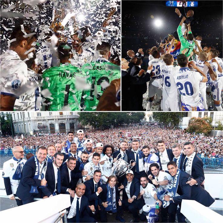 Real Madrid Duodecima 2017