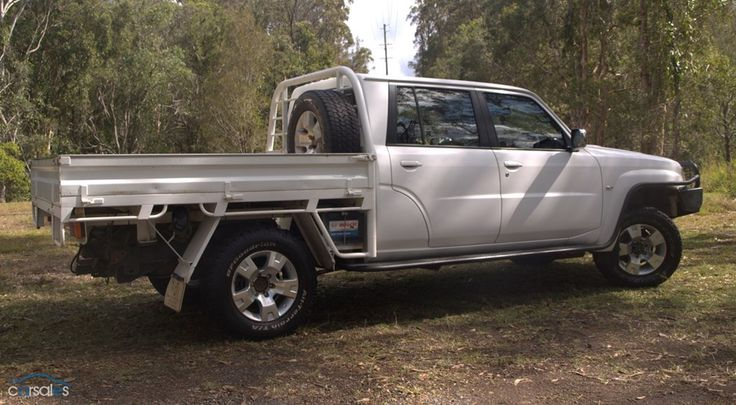 2007 Nissan Patrol ST MY07