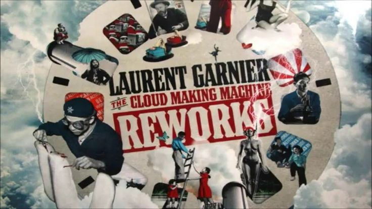 Laurent Garnier - First Reaction (DJ Marky & Drumagick Remix)