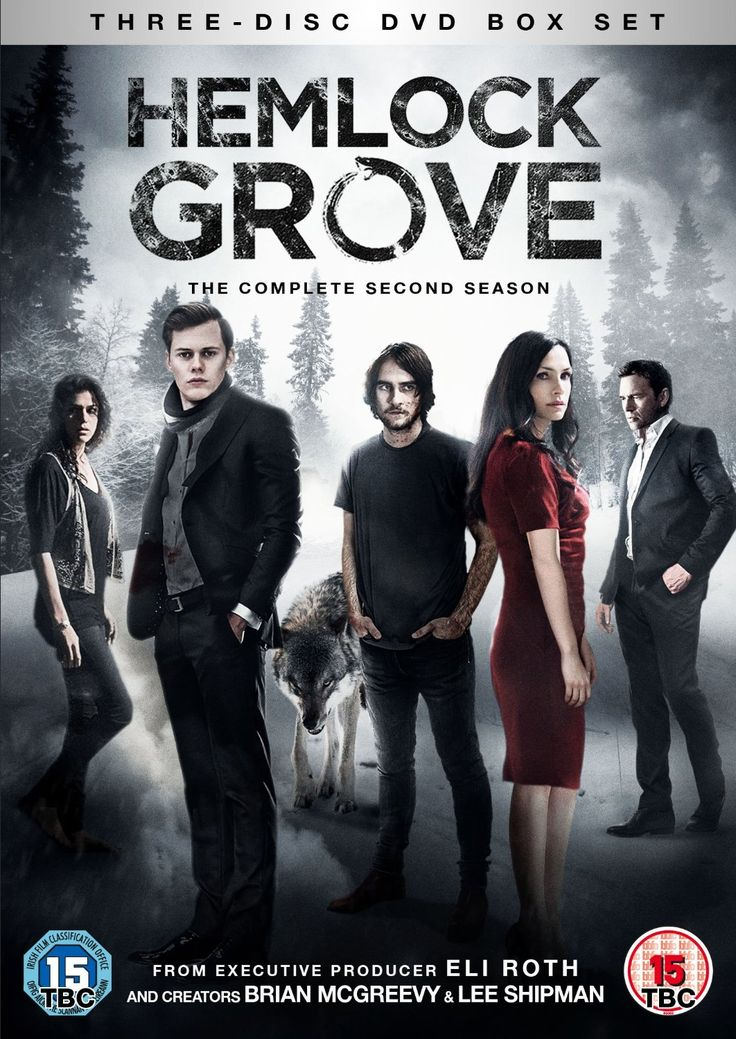 hemlock grove | Will you be purchasing 'Hemlock Grove' season 2 on DVD or Blu-ray?