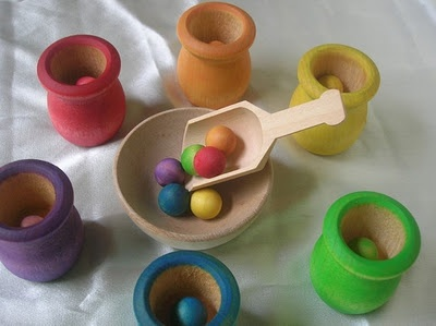 handmade gift ideas -- great ideas for tots