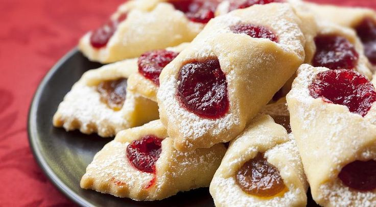 Печенье рецепты - тесто для печенья: печенье с мармеладом
