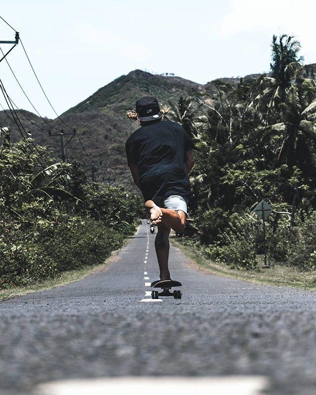 skateboarder bali @walulife